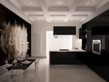Роль кухни в интерьере