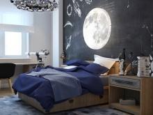 Создание неповторимого дизайна интерьера детской комнаты