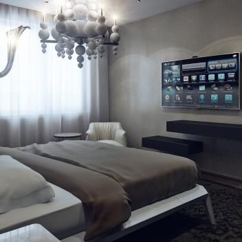 Комната для девушки на Дикопольцева