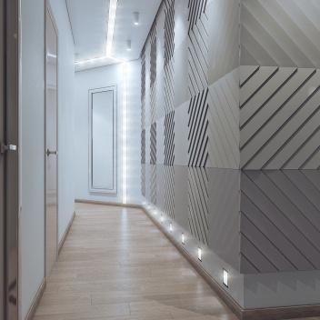 Современная квартира на Салтыкова-Щедрина