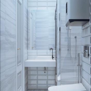Квартира в Москве. Современная классика
